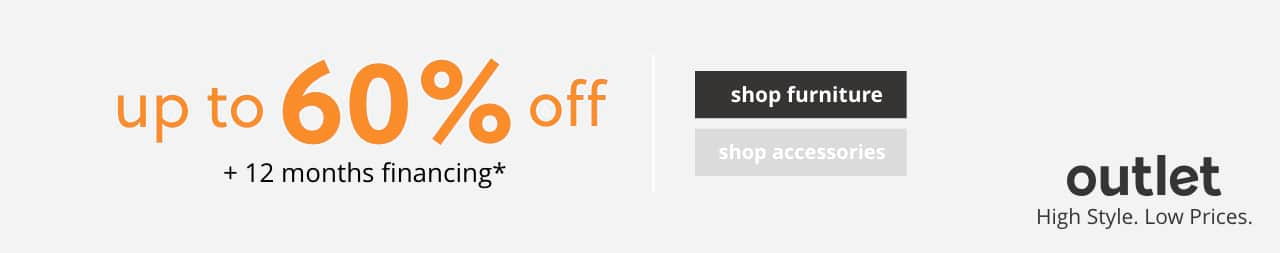 Shop Outlet Accessories