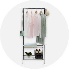Clothing Racks & Portable Closets