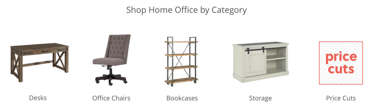 Home Office Desks Chairs Bookcases Storage