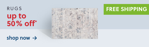 Rug New Arrivals + Free Shipping