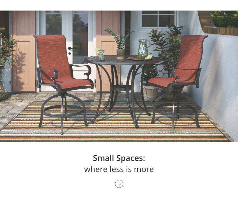 Mix and Match Outdoor Sets