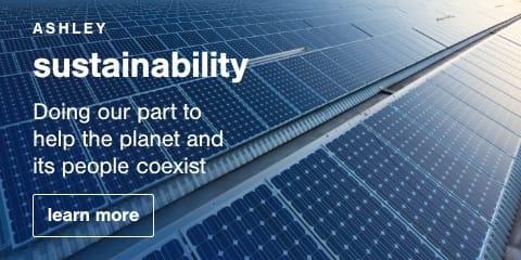 Ashley HomeStore Sustainability