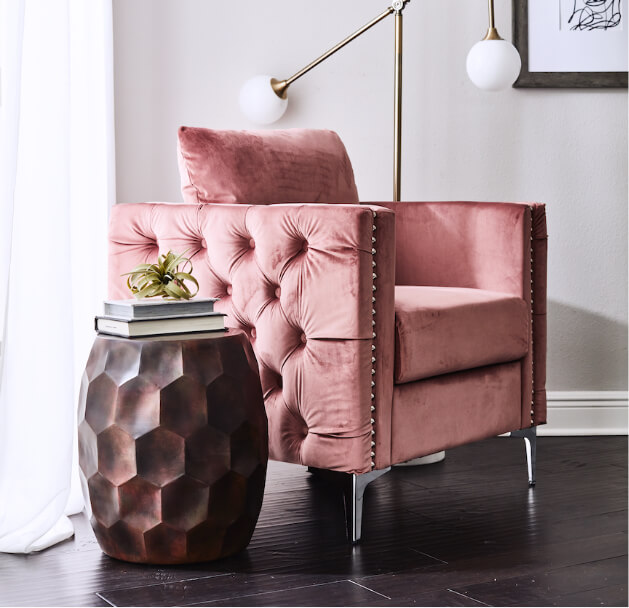 Accent Chairs for every space & style
