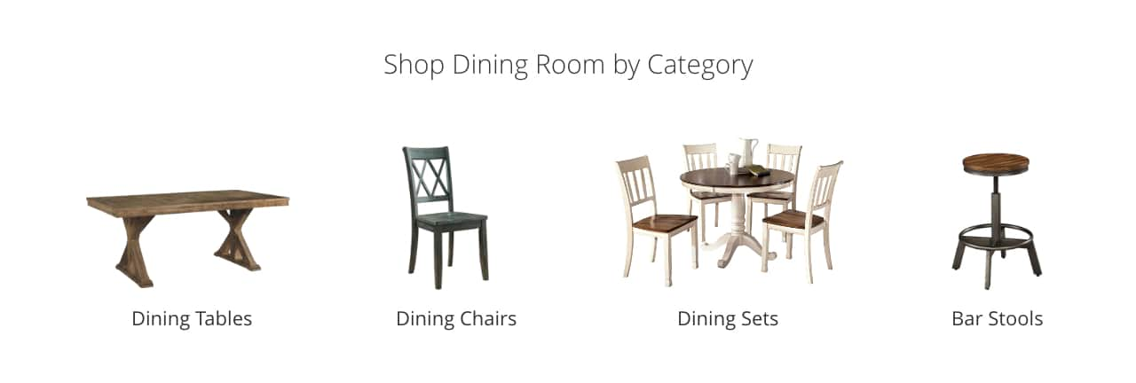 Kitchen & Dining Room Furniture | Ashley Furniture HomeStore