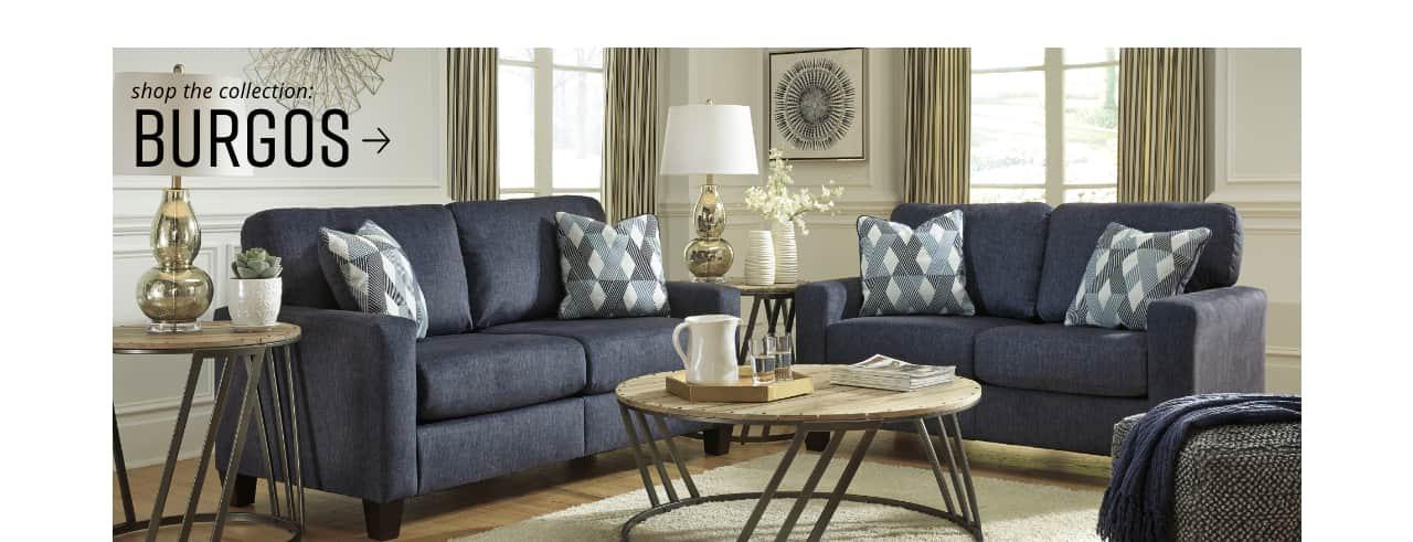 Sofa Unpackt Collection Burgos