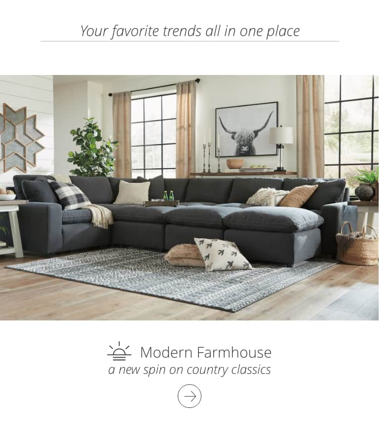 Shop by Style | Home Furnishings & Decor | Ashley Furniture ...