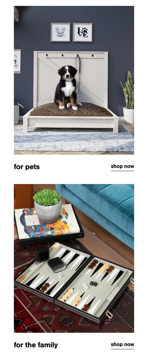 Gifts For Pets, Gifts For Family