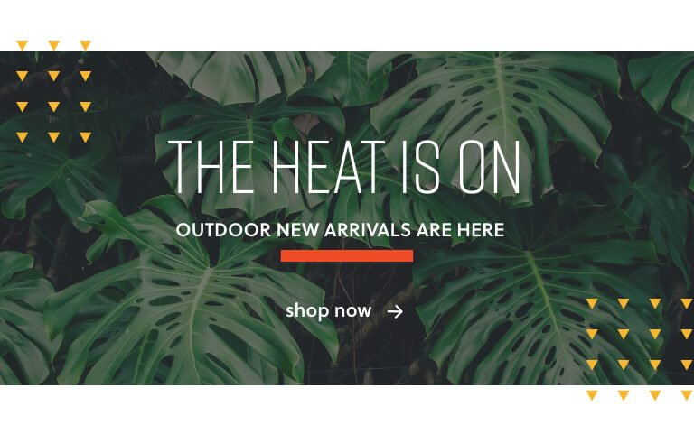 Outdoor New Arrivals