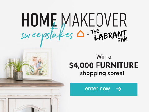 LaBrant Family Home Makeover Sweepstakes