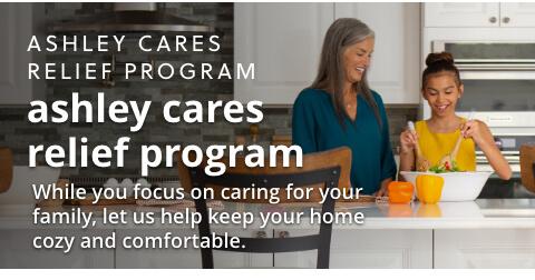Ashley Cares Relief Program