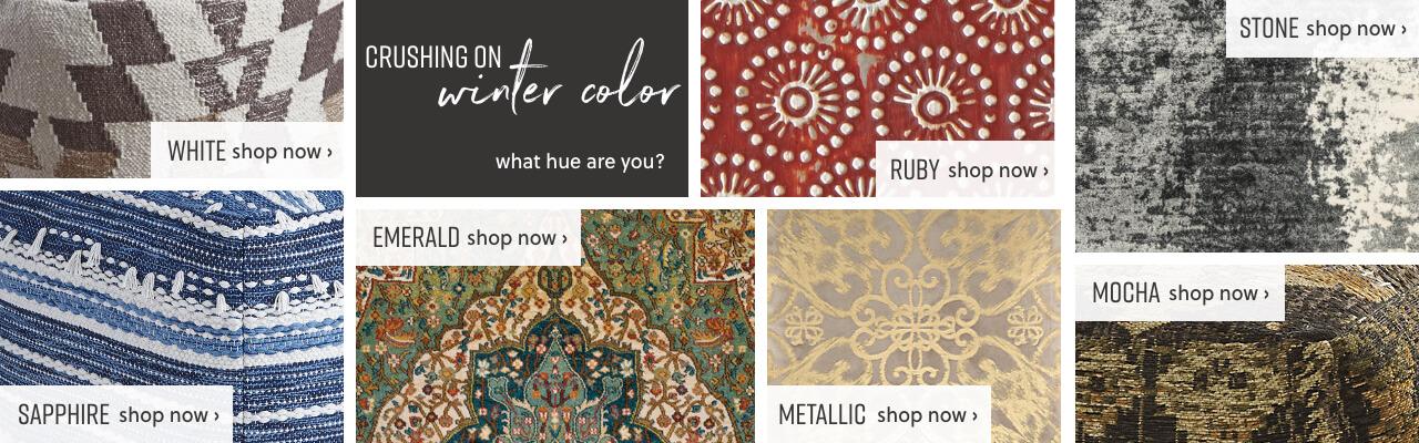 Fall Color what hue are you? White, Sapphire, Emerald, Ruby, Matallic, Stone, Mocha