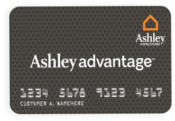 Already Have An Ashley Advantage Credit Card