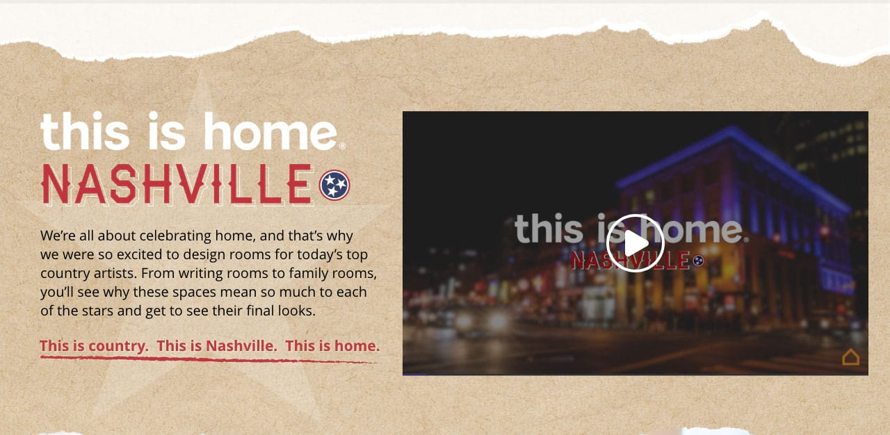 This Is Home Nashville Ashley Furniture Homestore