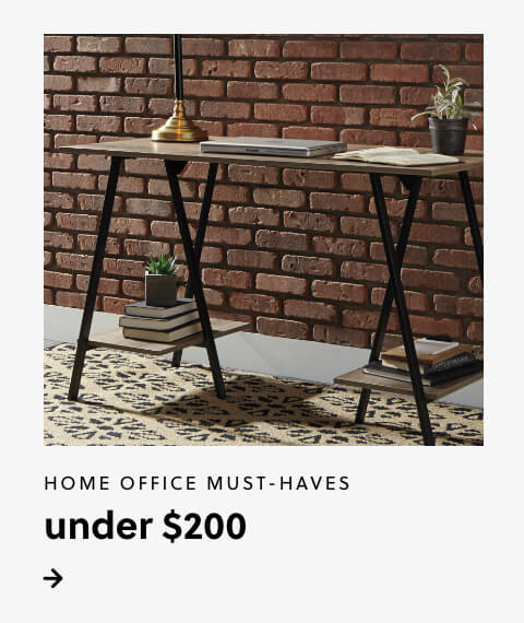 Home Office Must-Haves Under $200