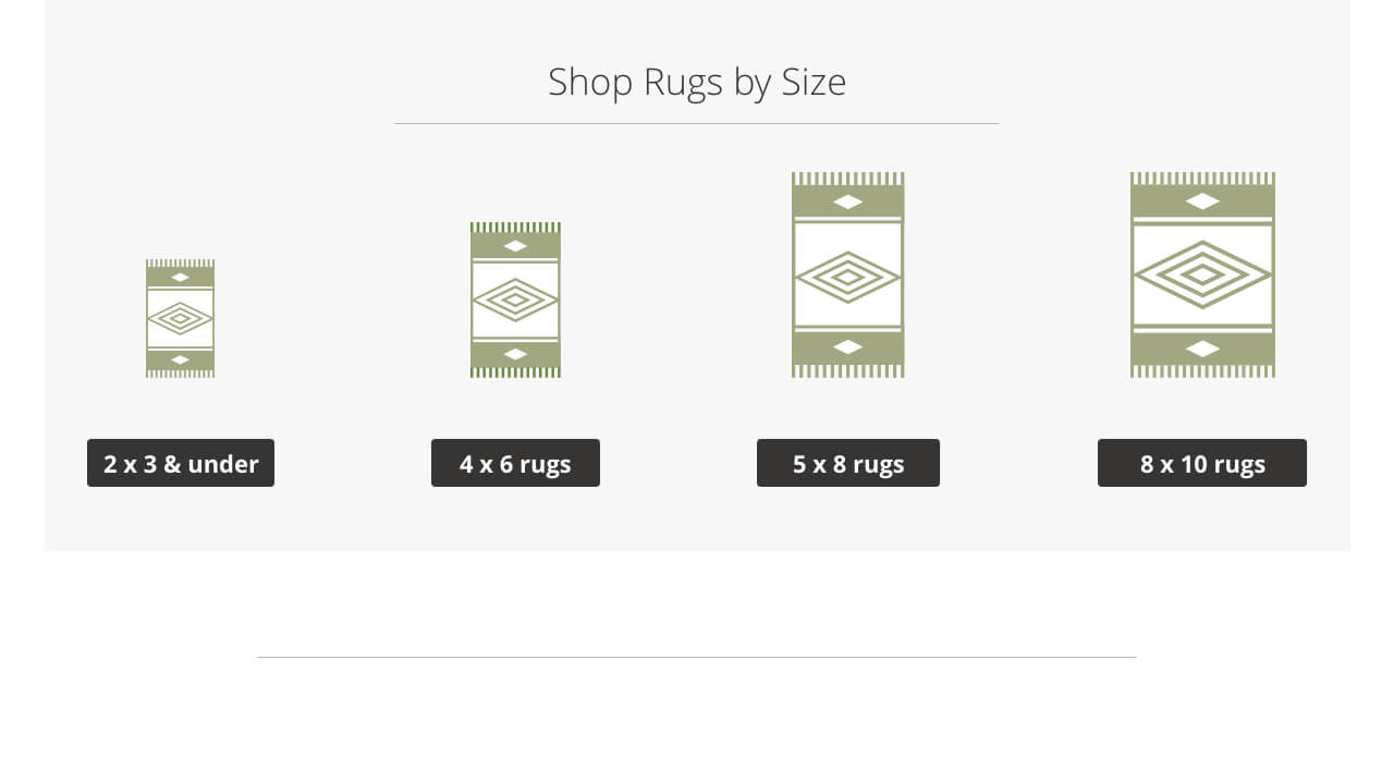 Shop Rugs by Size