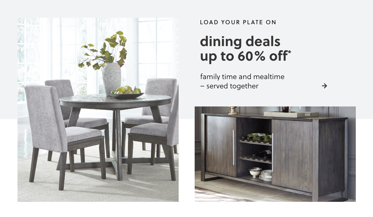 Dining Deals up to 60% Off*