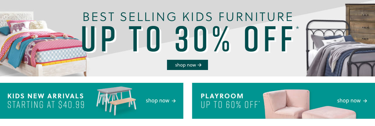 Kids Furniture | Their Room Starts Here | Ashley Furniture ...