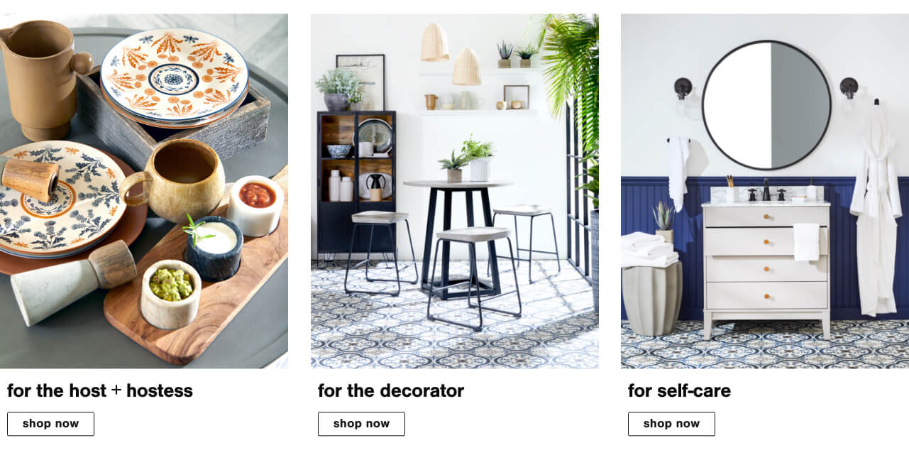 For the Host & Hostess, For the Decorator, For Self-Care