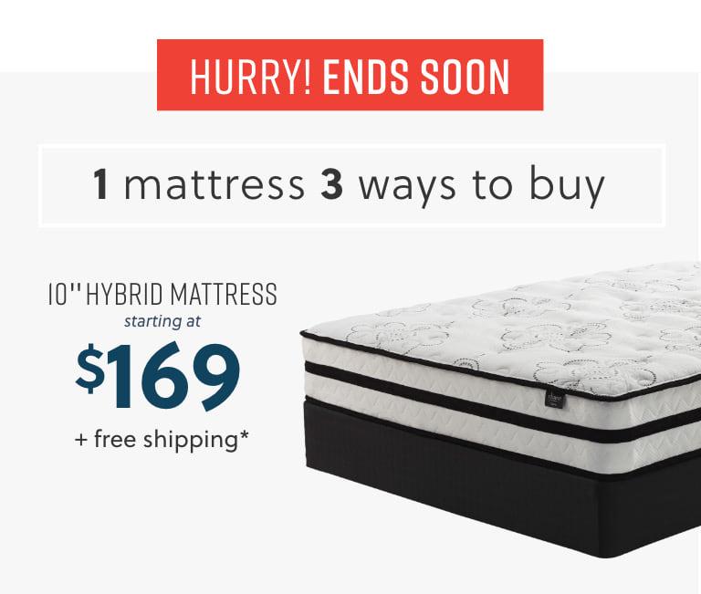 10inch Hybrid Mattress