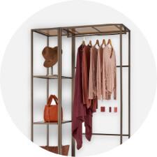 Closet Towers & Shelves
