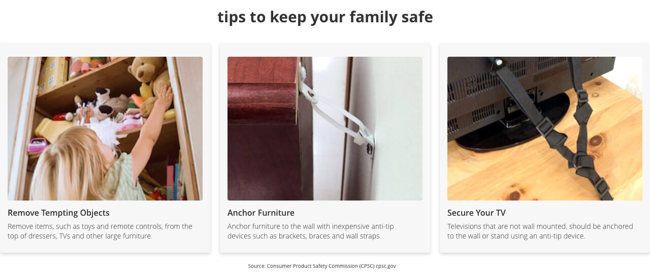Tips to keep your family safe