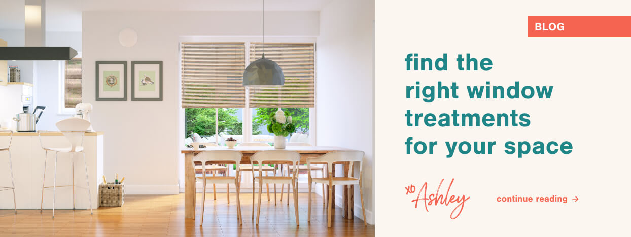 Find the Right Window Treatments for Your Space