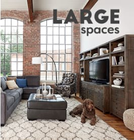 Large Spaces