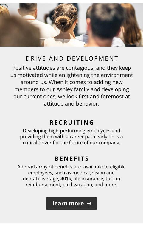 Drive and Development