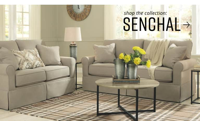 Sofa Unpackt Collection Senchal