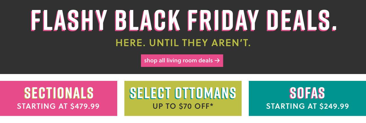 Living Room Black Friday Deals