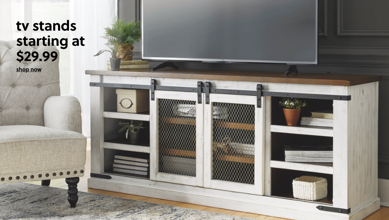 TV Stands s/a $29.99