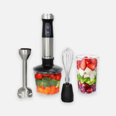 Mega Chef 4-in-1 Immersion Hand Blender