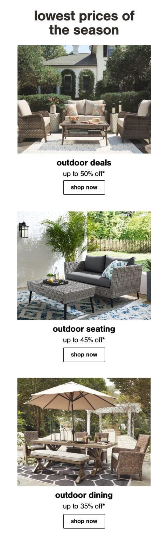 Outdoor Deals, Outdoor Seating, Bistro Sets