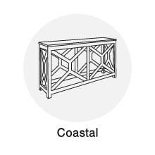 Coastal Console Tables