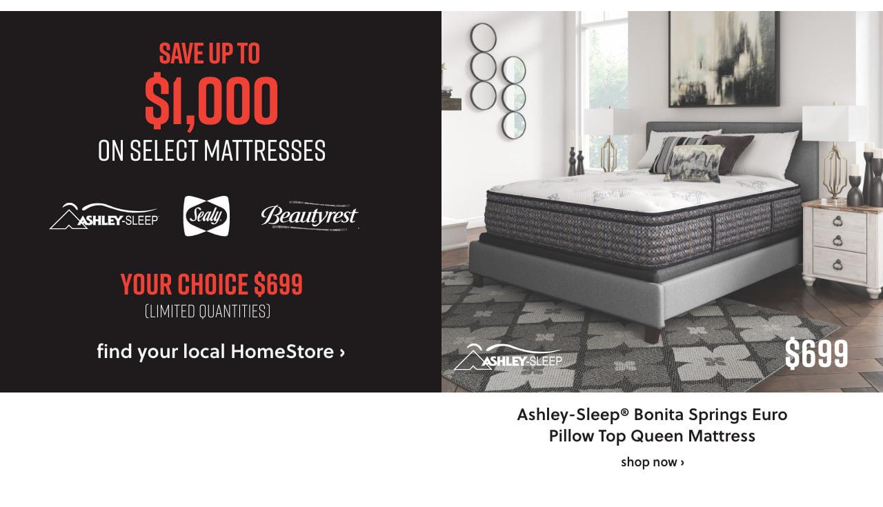 Ashley Furniture HomeStore Local Event