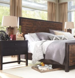 bedroom timberline by ashley collection
