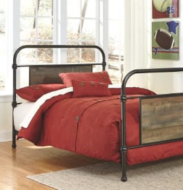 Bunk Beds; Metal Beds