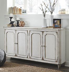 Accent Storage Cabinets