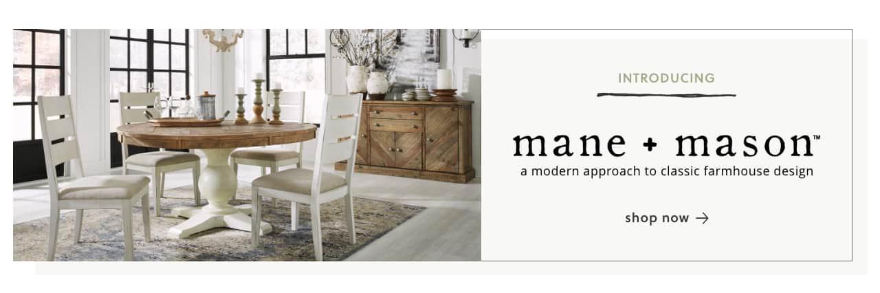 Mane and Mason