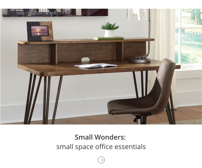Small Space Office Essentials