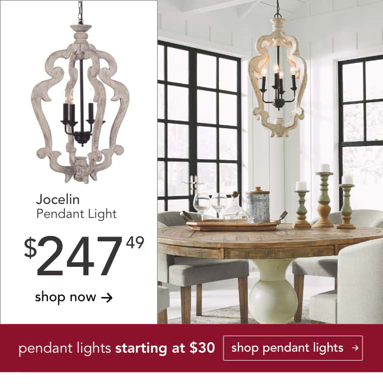 Jocelin Pendant Light, Shop Pendant Lights